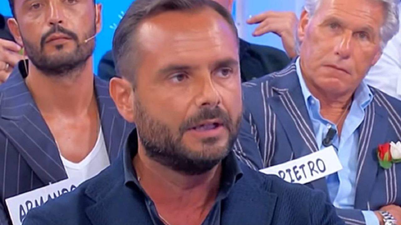 Enzo Capo Uomini e Donne Over | Età, Instagram, altezza, peso ...
