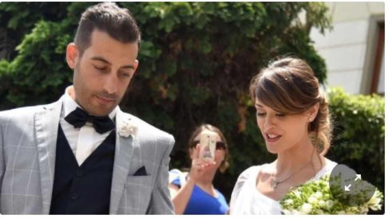 Fatima Trotta Matrimonio